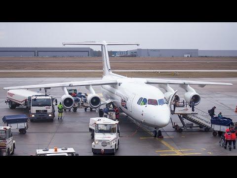 [TRIPREPORT] WDL Aviation Economy Class • BAe 146-300 • HAJ-CDG