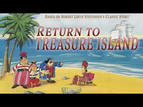 Return To The Treasure Island Full Movie   David Cherkasskiy   Viktor Andrienko   Valeriy Bessarab