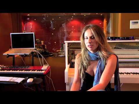 Lucie Silvas talking about her involvement in Songs to Save