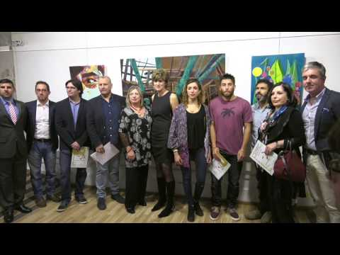 Spanish artist takes top prize at art exhibition