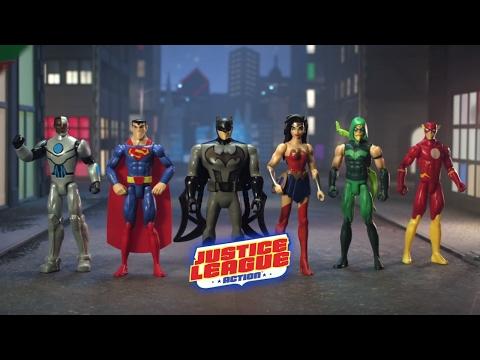 Battle Wing Batman Commercial | Mattel