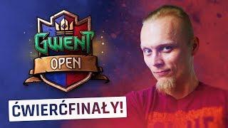 Gwent Open #4 Ćwierćfinały z WeaknessSoul