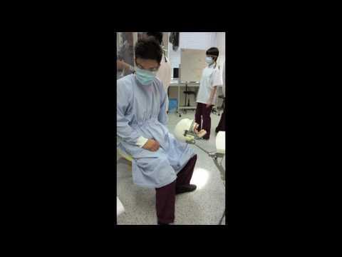 Motus Trial day at Sydney dental hospital