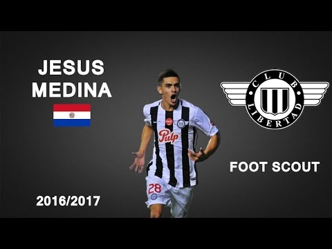 JESUS MEDINA | Libertad | Goals, Skills, Assists | 2016 (HD)