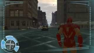 GTA4 MOD Review - Ironman V1.2 Installation/Menü/Ingame [HD][DE]