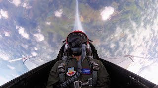 Best Day EVER - Flying with the USAF Thunderbirds