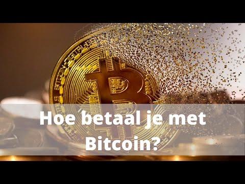 Hoe Betaal Je Met Bitcoin? - Bel 030 655 1979