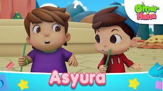 [NEW EPISODE]  Asyura | Islamic Series & Songs For Kids | Omar & Hana English