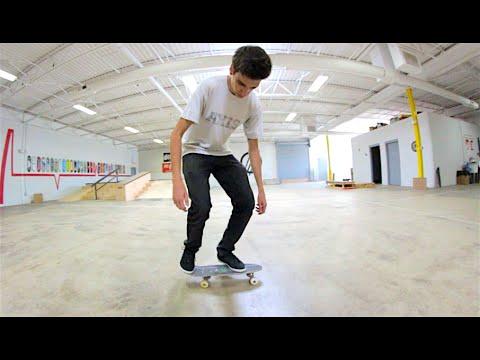 Mini Skateboard Game of SKATE