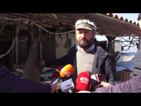 """Vlorë, kapet peshku """"alien"""" - Top Channel Albania - News - Lajme"""