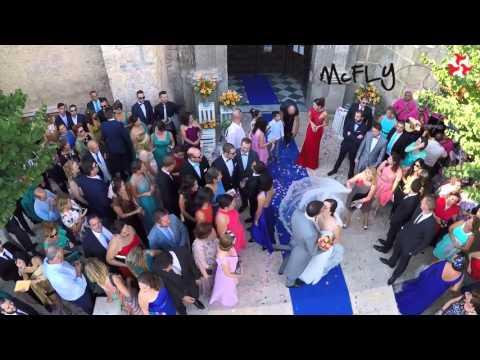 McFly - Grabaciones aéreas
