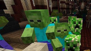 Buscando Al Boss De La Dungeon  Mobs Gigantes Cap 4 Cap 45  Somos Diminutos
