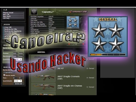 [Denuncia] -Capoeira.? General Supremo (4 Estrela) Usando Hacker Cara de Pau Nick novo -Esqueleto.?