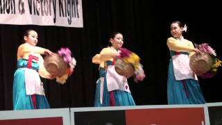 [Korean Traditional Dance] Flower Basket Dance by Children