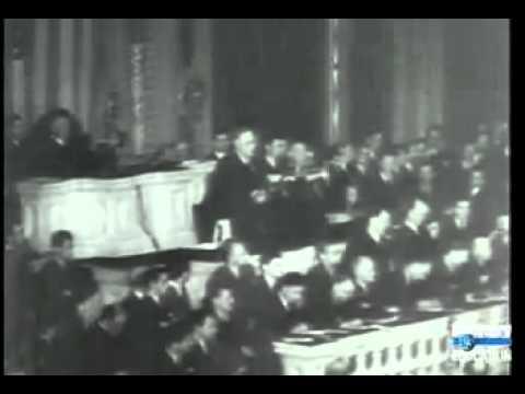Pearl Harbor Address FDR December 7 1941 Infamy Speech
