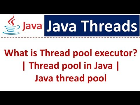 what-is-thread-pool-executor?-|-thread-pool-in-java-|-java-thread-pool-|-java-threads