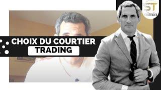 Quel courtier de trading choisir ?
