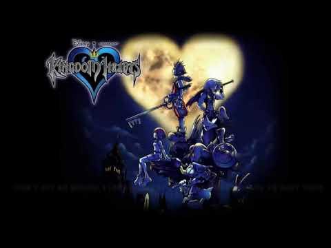 Simple And Clean Mix Kingdom Hearts Official Soundtrack-NIGHTCORE-Hikaru Utada-