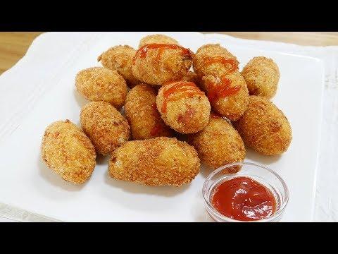 감자크로켓 ( Potato Croquette )
