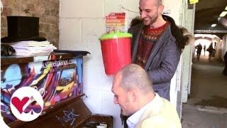 Incredible Psychic Piano Magic Trick - Maximilian Somerset