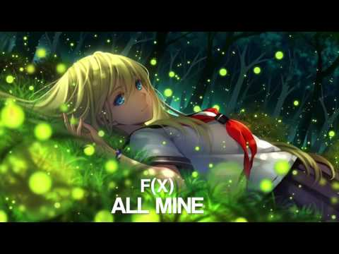 Nightcore All Mine (Fx) [SM STATION]