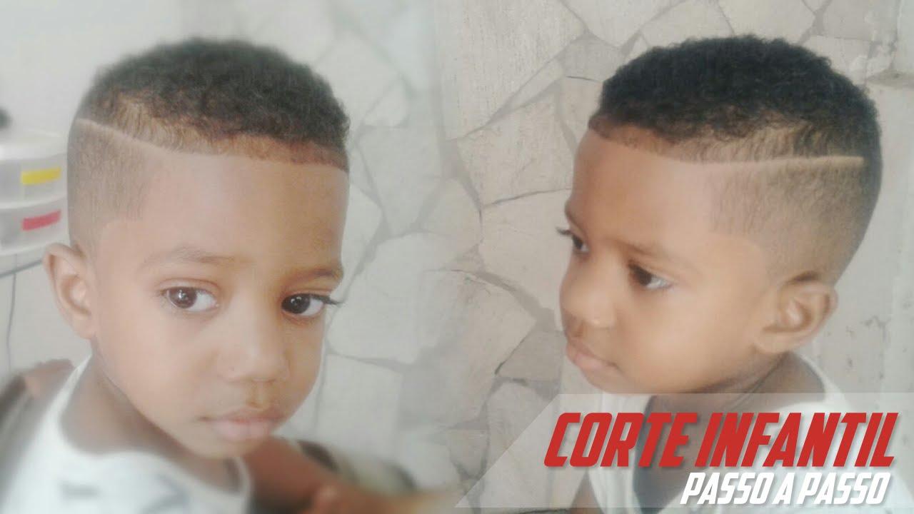 Como Cortar O Cabelo Do Seu Filho Em Casa Passo A Passo Barbearia Do Lucas