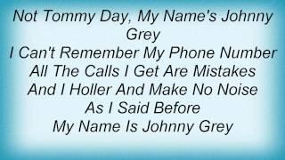 Eiffel 65 - Johnny Grey Lyrics