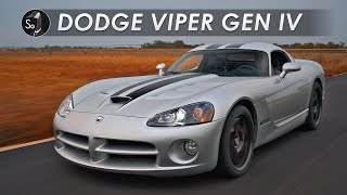 Dodge Viper | Super Car or Garbage Truck?