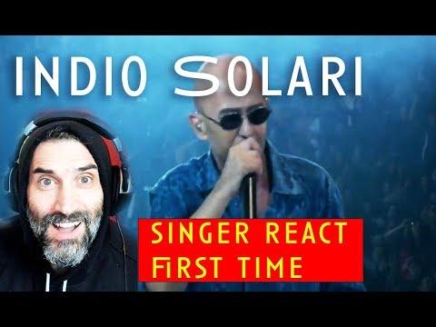 Jijiji (Indio En Concierto) - Indio Solari - First Time Reaction
