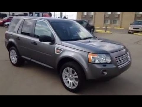 2008 Land Rover Lr2 Awd 4dr Se Ltd Avail Youtube