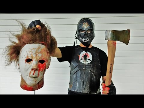 Top 4 ways to KILL Michael Myers!  HALLOWEEN MONSTER MASH!   - Zombie Go Boom