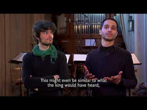 Musi2R – Musiques dans les résidences royales (teaser)