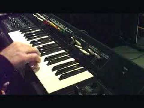 Yamaha SY-2 Analog Synthesizer