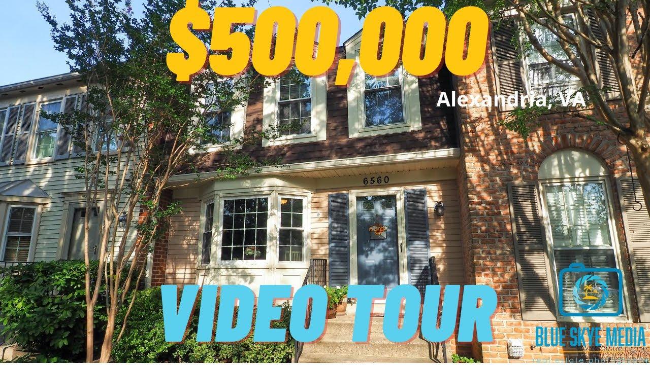 Alexandria Virginia Real Estate Video Tour | Alexandria Virginia Real Estate Photography