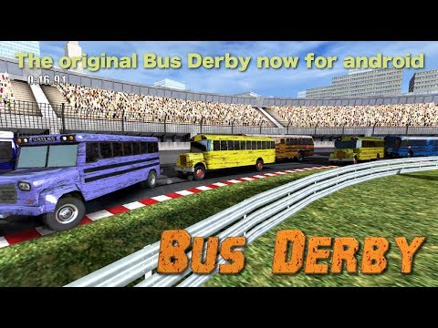 Bus Derby Original Android Gameplay
