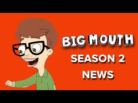 Download Youtube: Big Mouth Season 2 || What We Know