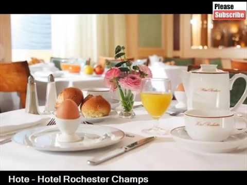 Hotel Rochester Champs Elysees | Picture Collection And Info Of Paris Hotel