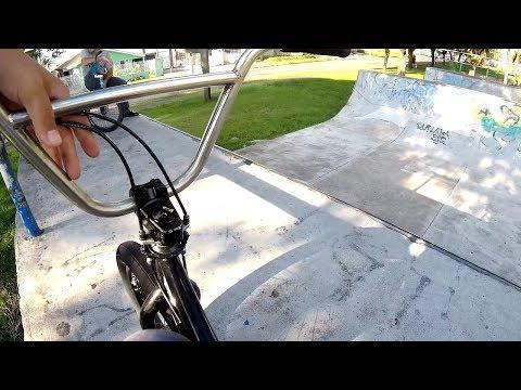 POV BMX MINIRAMP ROLE NA SPINE