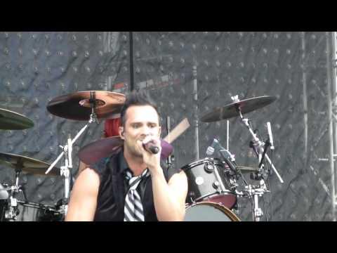 Skillet - Circus For A Psycho LIVE River City Rockfest San Antonio Tx. 5/26/13