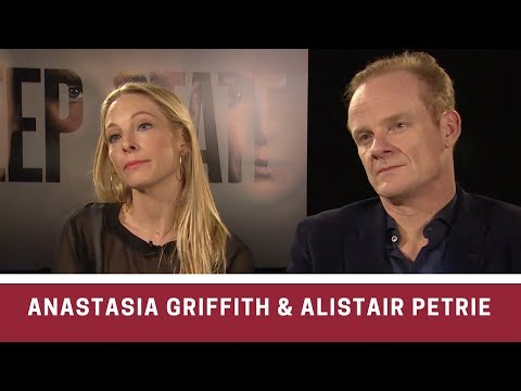 Popkulturalny Egoista:  with Anastasia Griffith & Alistair Petrie Deep State