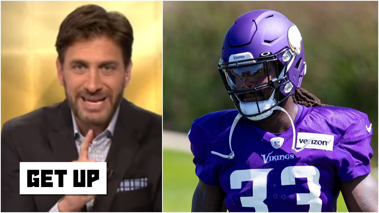 Dalvin Cook shouldn't even CONSIDER playing until he has a new contract! - Mike Greenberg | Get Up