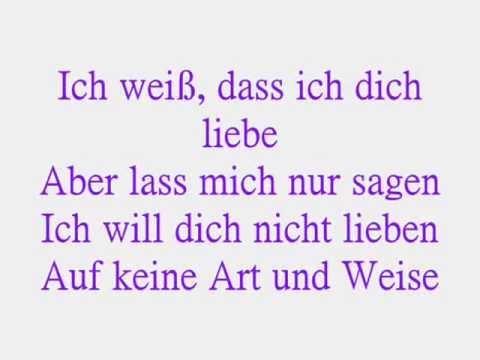 Beyonce - Broken hearted girl (German lyrics)