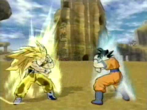 Dragon Ball Z Budokai 3 - Trailer E3 2004 - PS2
