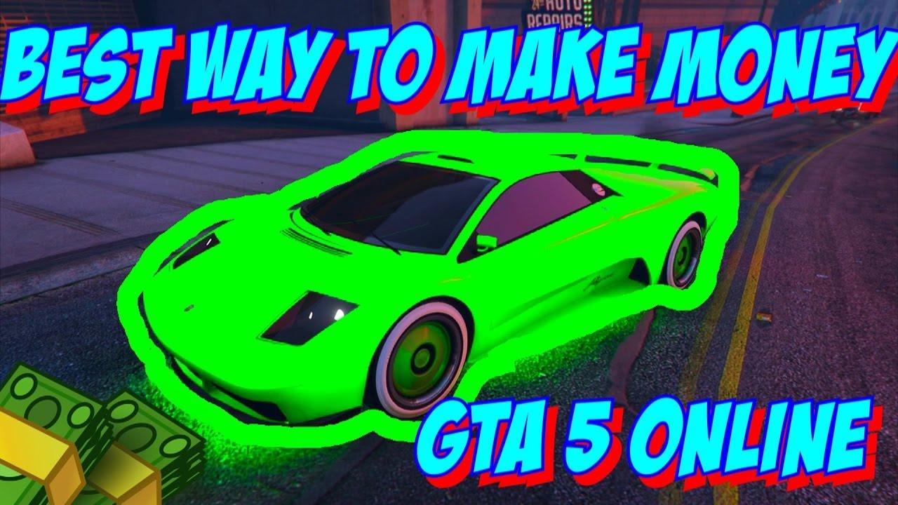 Best way to make money at casino gta 5