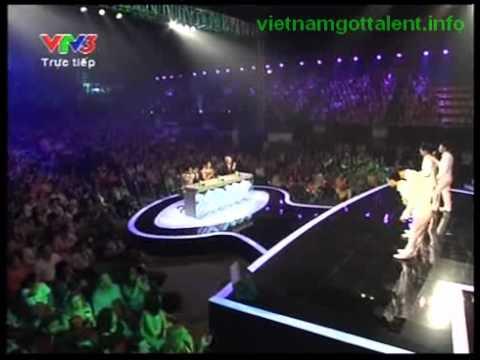 Chung kết Viet nam got talent ngay 6/5/2012 - Phan 1.2