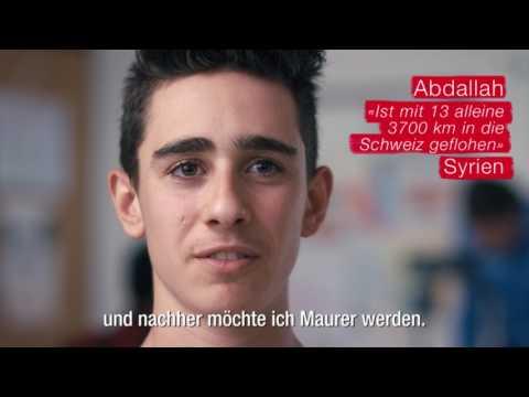 Zur Situation der Kinderflüchtlinge in der Schweiz / Kinder brauchen Geborgenheit und Ausbildung