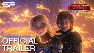 How To Train Your Dragon 3 | Official Trailer 2 ตัวอย่าง (ซับไทย)