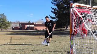 Lacrosse Shooting Video - Box