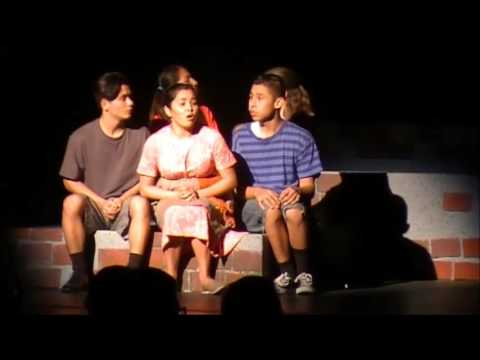 "Buena Park High School presents ""Blood Brothers"" by Willy Russell (Act One)"