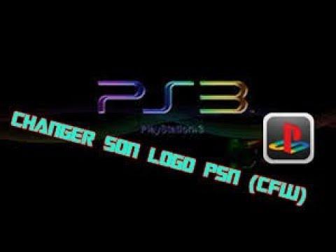 COMMENT CHANGER LOGO PSN PS3 CFW...